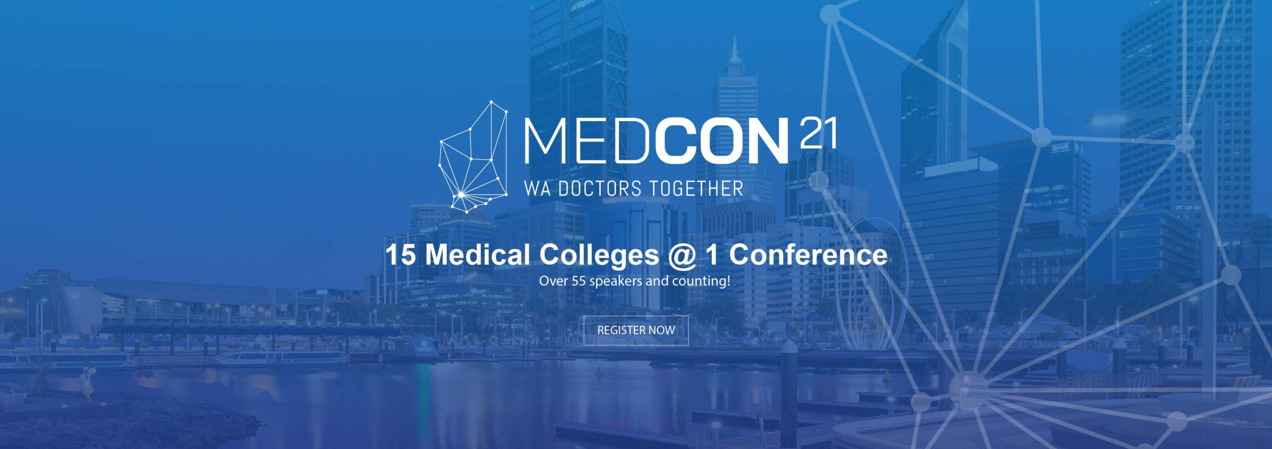 AMA Insurance | Medcon21 Header Banner